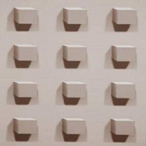 Papel de parede cubos 3D