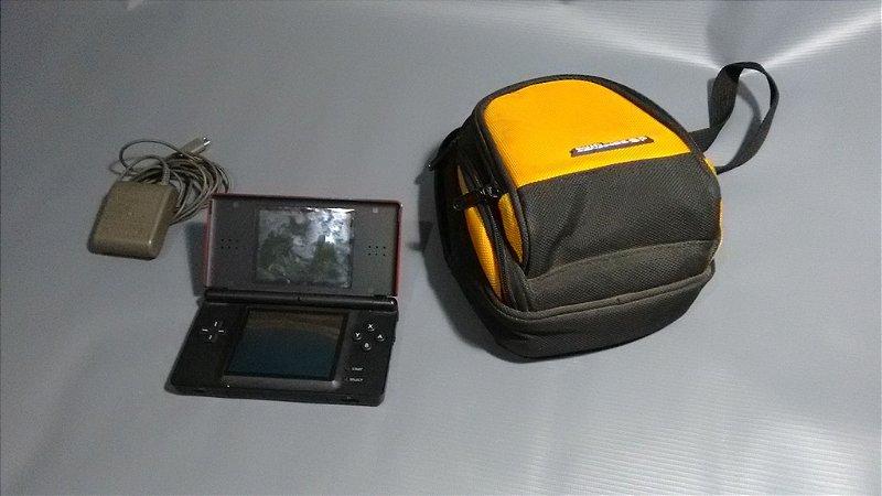 Nintendo DS Lite (Usado) (Vermelho)