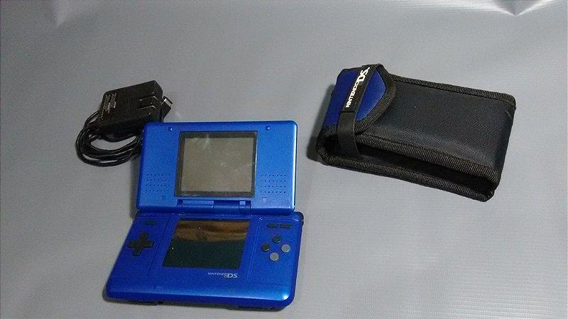 Nintendo DS (1 Geração)(Usado)(Azul)