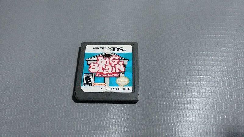 Jogo Big Brain Academy Nintendo Ds