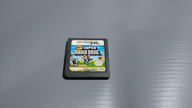 Jogo New Super Mario Bros Nintendo Ds