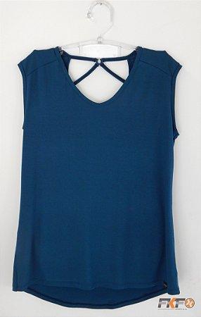 Blusa Mullet | Sobre legging | Viscolycra - Cores variadas
