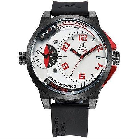 Relógio Masculino Weide Analógico  UV-1501 PT-VM