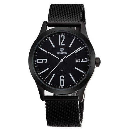 Relógio Masculino Skone Analógico 7347BG - BR