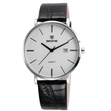 Relógio Masculino Skone Analógico 9307BG - PR