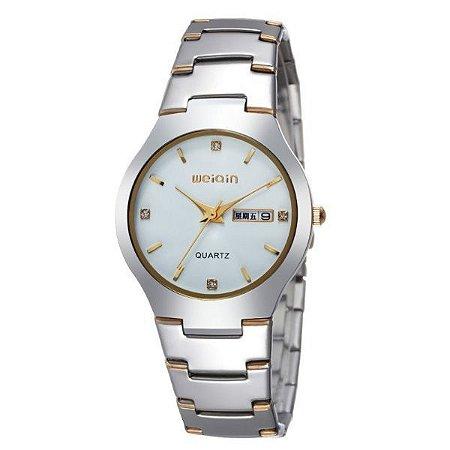 Relógio Masculino Weiqin Analógico W4164AG - BR