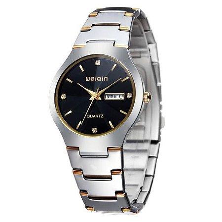 Relógio Masculino Weiqin Analógico W4164AG - PT