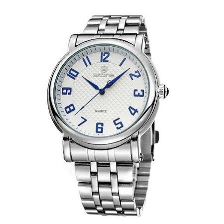 Relógio Masculino Skone Analógico 7214G - BR