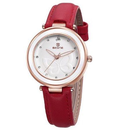 Relógio Feminino Skone Analógico 9294 VM