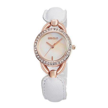 Relógio Feminino Weiqin Analógico W4385 OU