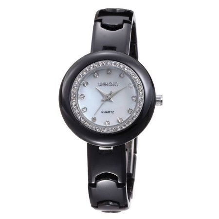 Relógio Feminino Weiqin Analógico Cerâmica W3206 BR