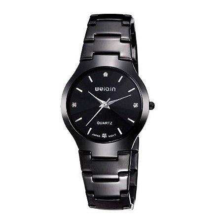 Relógio Feminino Weiqin Analógico W4164G PT