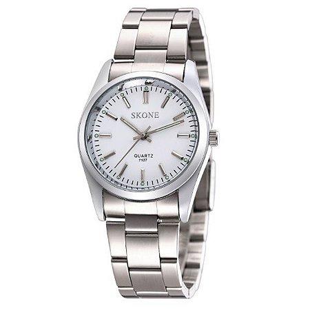 Relógio Feminino Skone Analógico 7127 BR