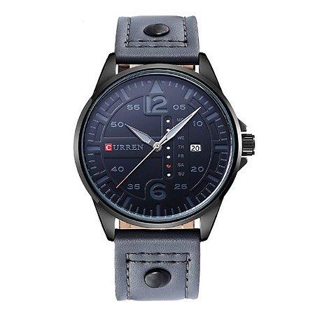 Relógio Masculino Curren Analógico 8224 CZ