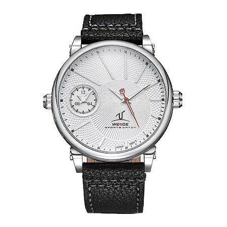 Relógio Masculino Weide Analógico UV-1508 BR-PR