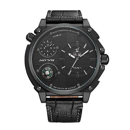 Relógio Masculino Weide Analógico UV-1507 PT