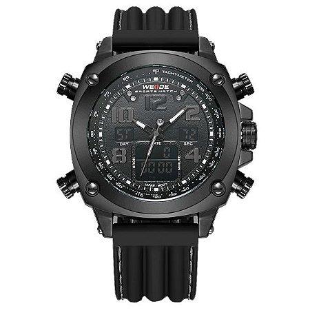 Relógio Masculino Weide Anadigi WH-5208 CZ