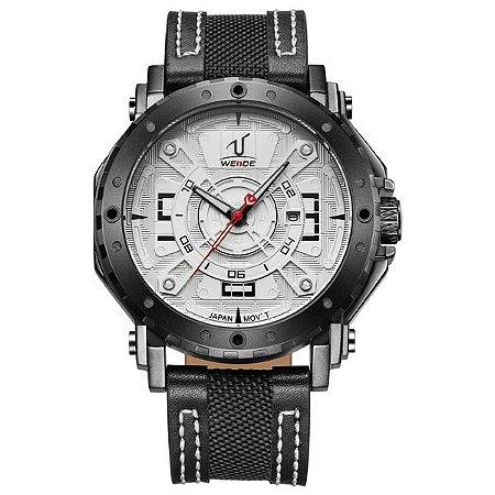 Relógio Masculino Weide Analógico UV-1601 BR