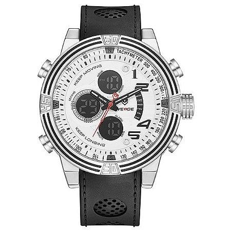 Relógio Masculino Weide Anadigi WH-5209 BR