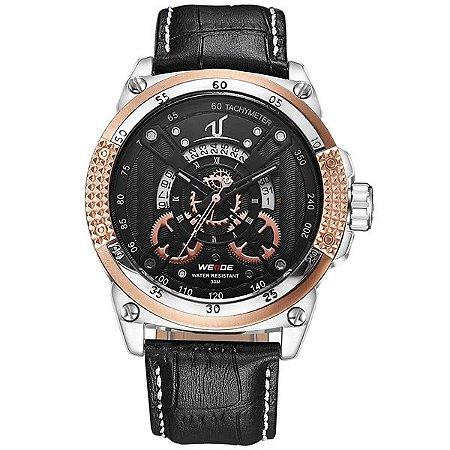 Relógio Masculino Weide Analógico UV-1605 OU