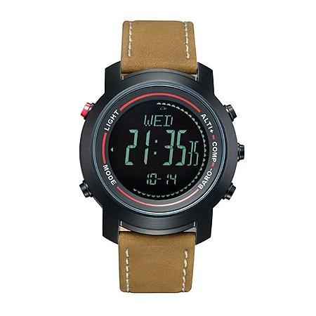 Relógio Masculino Spovan Digital MG01Preto