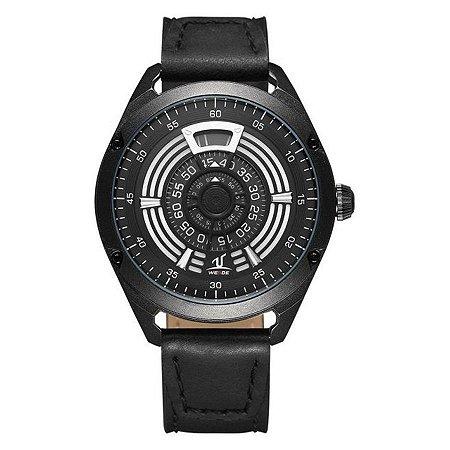 Relógio Masculino Weide Analógico UV-1701 Preto