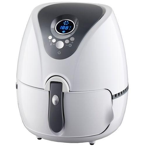 Fritadeira Elétrica Digital sem Óleo ROARIS HF-909LCD