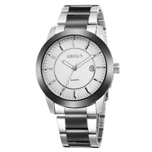 Relógio Masculino Weiqin Analógico Casual Preto W0078