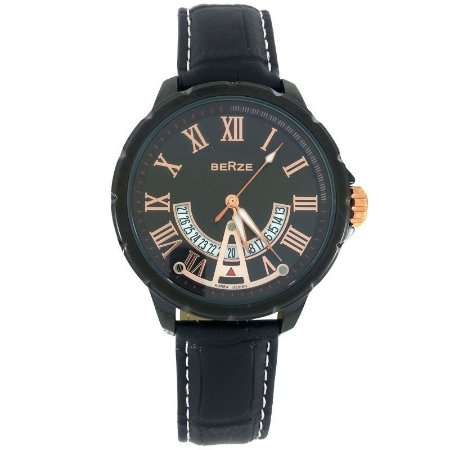 Relógio Masculino Analógico Berze BT164 Preto
