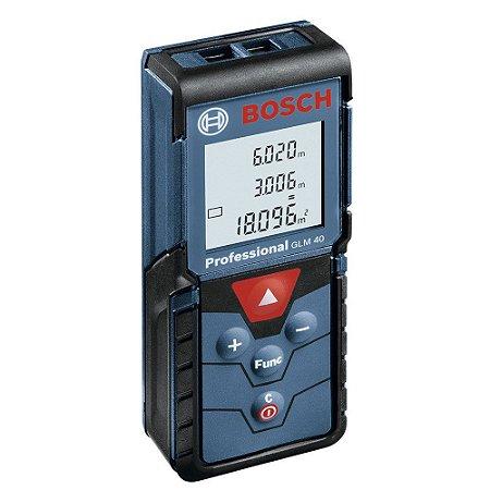 Medidor distância laser GLM-40 0,05 A 40MTS