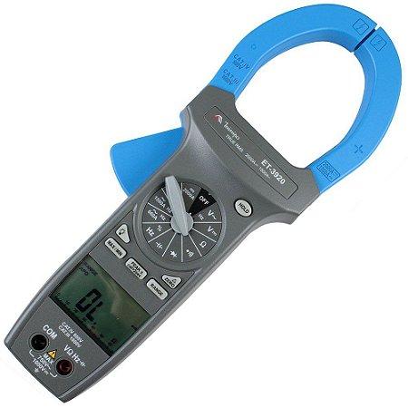 Alicate Amperimetro Digital ET-3920