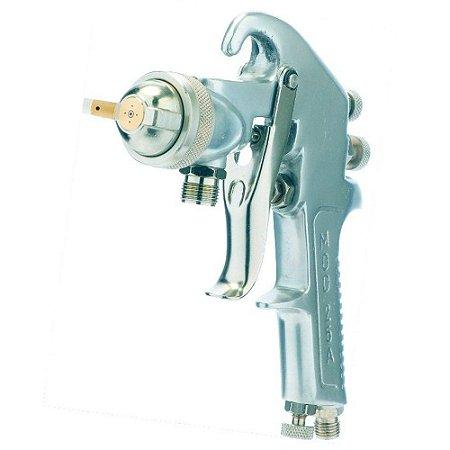 Pistola de pintura 25AT p/ tanque  1,0MM em geral