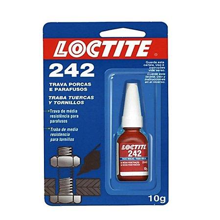 Loctite 242 10G trava paraf/porcas média resisitência