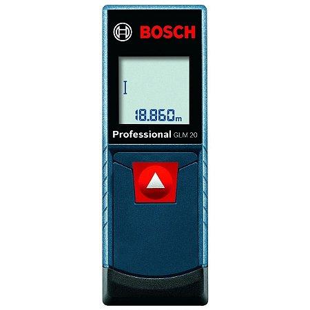 Medidor a laser de distância GLM-20 0,15 A 20MTS