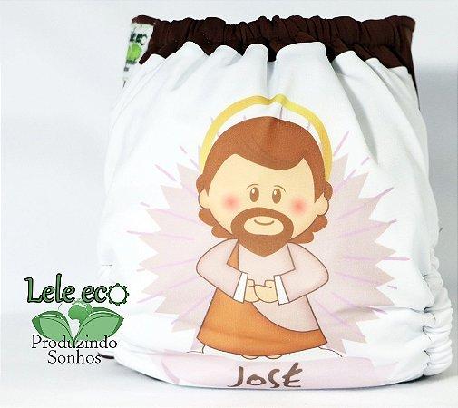 Fralda São José - Nacional - Lele Eco - Sublimada - Dryfit