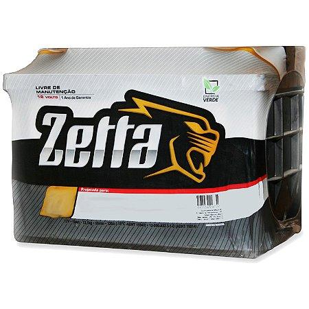 Bateria Automotiva Zetta Z100 100 Amperes
