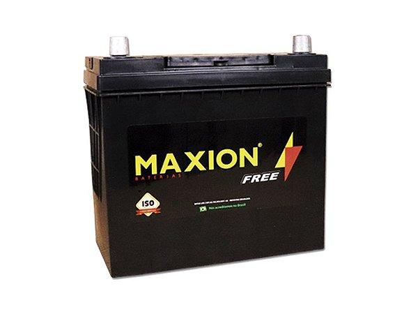 Bateria Automotiva Maxion MXCF50 D941 CIVIC 50 Amperes