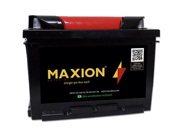 Bateria Automotiva Maxion MXLB60 D812 60 Amperes