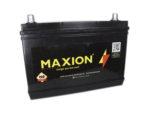 Bateria Automotiva Maxion MXG100 E831 GR31 100 Amperes