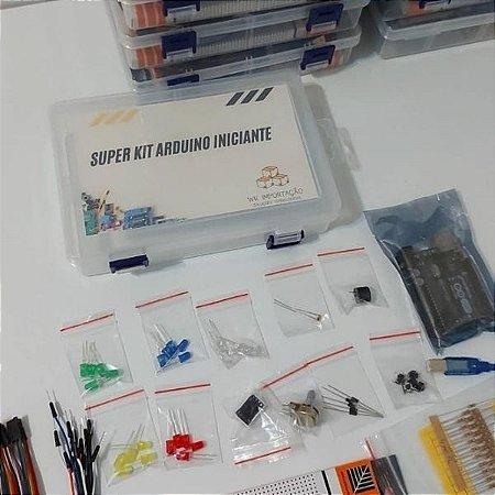 Kit arduino iniciante Uno R3
