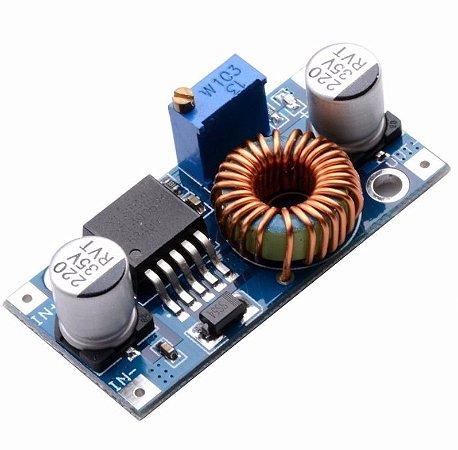Conversor Dc/dc -5a Xl4005 Adjustable Step Down Arduino