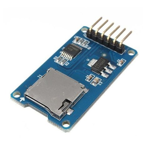 Módulo Cartão Micro Sd - Arduino