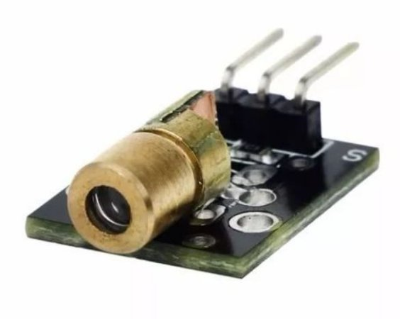 Módulo laser - Arduino