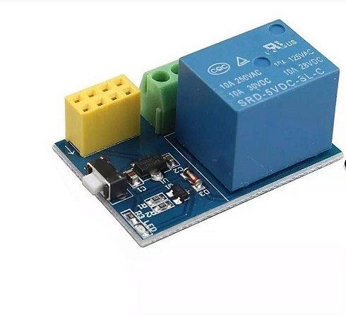 Módulo Rele Wifi Esp8266  - ESP01 NÃO INCLUIDO