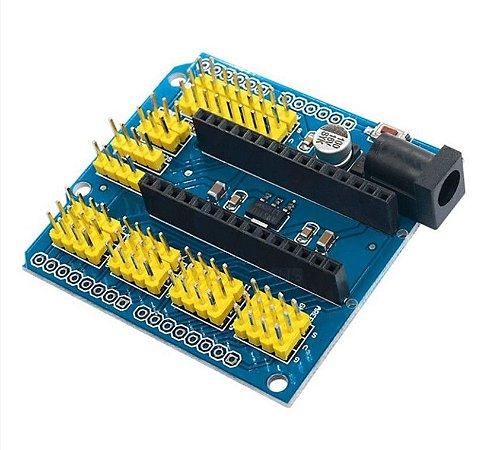 Adaptador para Expansão do Arduino Nano V3.0