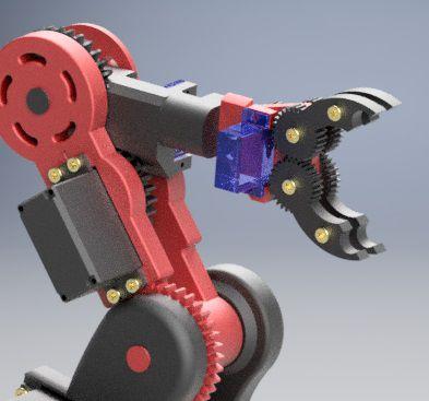ARR7 - Braço Robótico