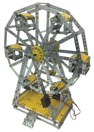 Projeto Roda Gigante Modelix com Motor
