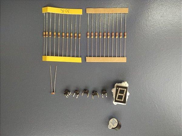 Pacote sensor e atuador - básico