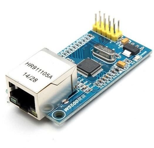 MODULO W5500 ETHERNET TCP/IP