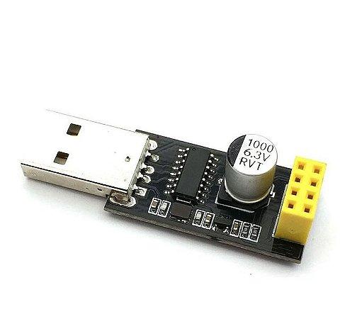 ADAPTADOR USB PARA MODULO WIFI ESP8266 ESP-01